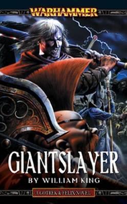 Warhammer: Giantslayer by William King image