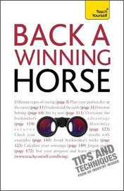 Back a Winning Horse by Belinda Levez