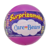 "Surprizamals: Carebears 2.5"" Plush (Blind Bag)"