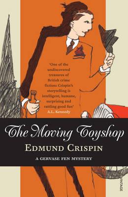 The Moving Toyshop by Edmund Crispin image