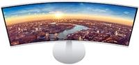 "34"" Samsung 1440p 100Hz 4ms FreeSync Curved Ultrawide Thunderbolt 3 Monitor"