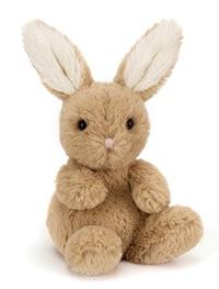 Jellycat: Poppet Plush - Caramel Bunny