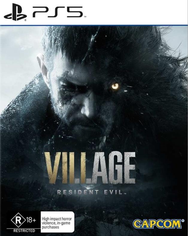 Resident Evil: Village for PS5