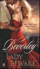 Lady Beware by Jo Beverley image