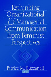 Rethinking Organizational and Managerial Communication from Feminist Perspectives image
