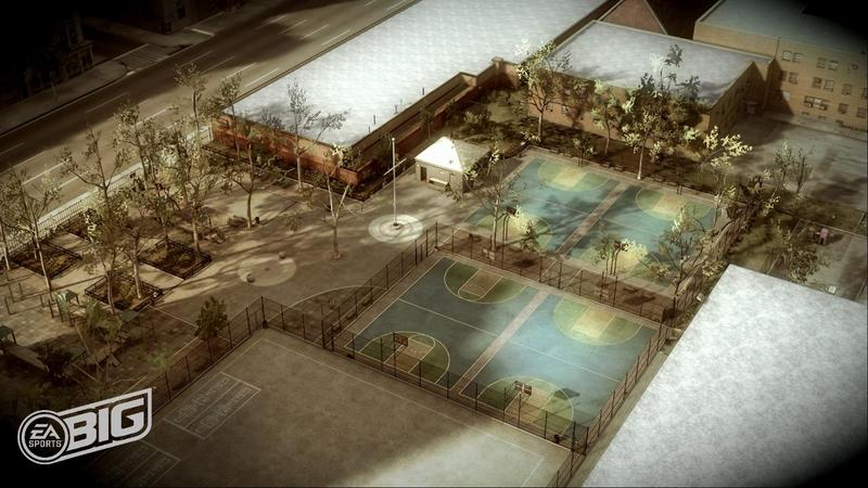 NBA Street Homecourt for Xbox 360 image