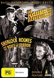 Sherlock Holmes: The Hound Of The Baskervilles/And The Voice Of Terror DVD