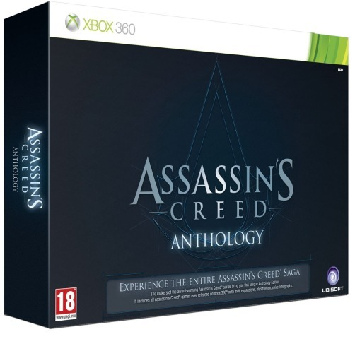 Assassin's Creed Anthology for Xbox 360 image