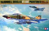 Tamiya U.S. McDonnell-Douglas F-4E Phantom II Early Production 1/32 Model Kit