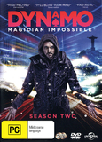 Dynamo: Magician Impossible - Season 2 on DVD