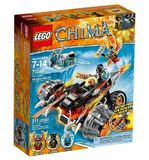 LEGO Legends of Chima: Tormak's Shadow Blazer (70222)