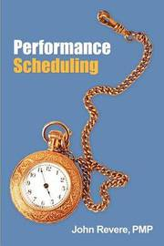 Performance Scheduling by John Revere PMP image