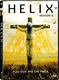 Helix - Season 2 on DVD