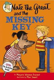 Nate the Great and the Missing Key by Marjorie Weinman Sharmat image