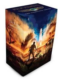 The Kane Chronicles Complete Box Set (Paperback) by Rick Riordan