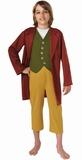 The Hobbit: Bilbo Baggins Costume - (Large)