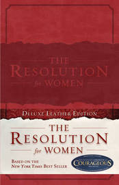 The Resolution for Women, Leathertouch by Priscilla Shirer