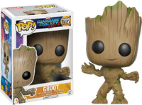 "Guardians of the Galaxy: Vol. 2 - Baby Groot 10"" Life-Size US Exclusive Pop! Vinyl Figure"