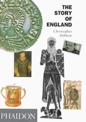 The Story of England by Christopher Hibbert image