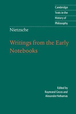 Nietzsche: Writings from the Early Notebooks image