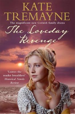 The Loveday Revenge (Loveday series, Book 8) by Kate Tremayne image