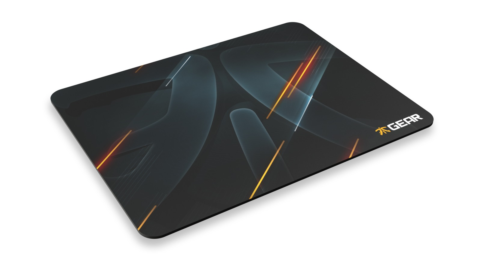 Fnatic Focus Pro Gaming Mousepad - Neon XL for PC Games image