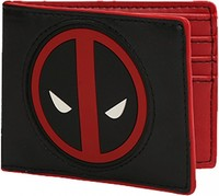 Deadpool: Rubber Logo - Bi-fold Wallet