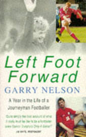 Left Foot Forward by Garry Nelson image