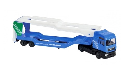 Majorette: Utility Transporter Playset - Car