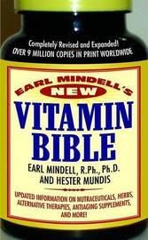 Earl Mindell's New Vitamin Bible for the 21st Century by R.Earl, Ph.D. Mindell image