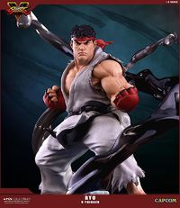 Street Fighter V: Ryu (V-Trigger) - 1:6 Scale Statue