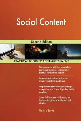 Social Content Second Edition by Gerardus Blokdyk