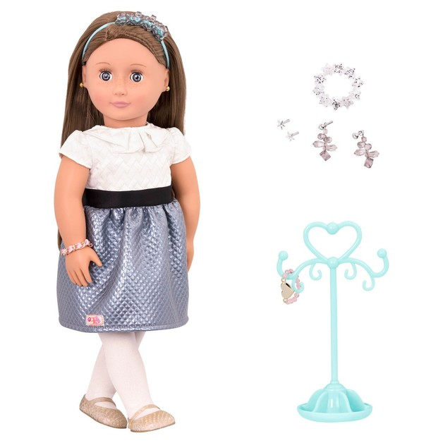 "Our Generation: 18"" Jewellery Doll - Aliane"