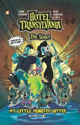 Hotel Transylvania Graphic Novel Vol. 2 by Stefan Petrucha
