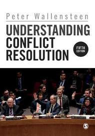 Understanding Conflict Resolution by Peter Wallensteen