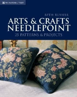 ARTS AND CRAFTS NEEDLEPOINT image