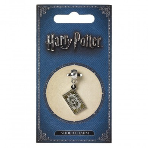 Harry Potter: Hogwarts Express Ticket Slider Charm