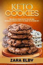 Keto Cookies by Zara Elby image