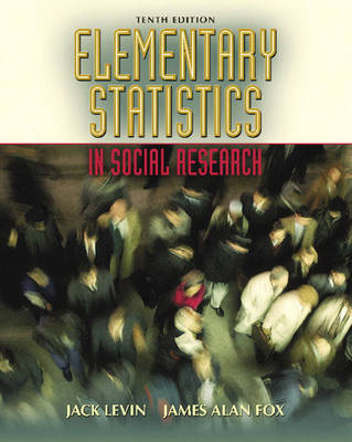 Elementary Statistics in Social Research by Jack Levin image
