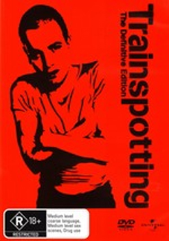 Trainspotting - The Definitive Edition on DVD image