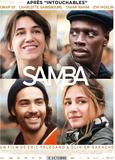 Samba on Blu-ray