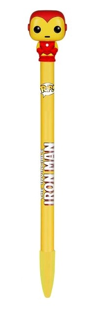 Marvel - Iron Man (Classic) Pop! Pen Topper