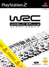 World Rally Championship for PS2