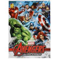 Marvel Avengers Scrapbook