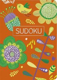 Floral Notebook Sudoku by Arcturus Publishing