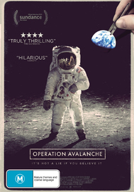 Operation Avalanche on DVD