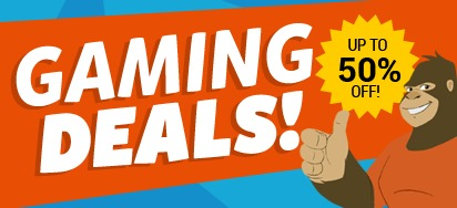 Gaming deals!