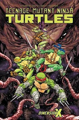 Teenage Mutant Ninja Turtles Dimension X by Paul Allor