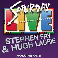 Saturday Live: Featuring Stephen Fry and Hugh Laurie: Volume 1 by Stephen Fry