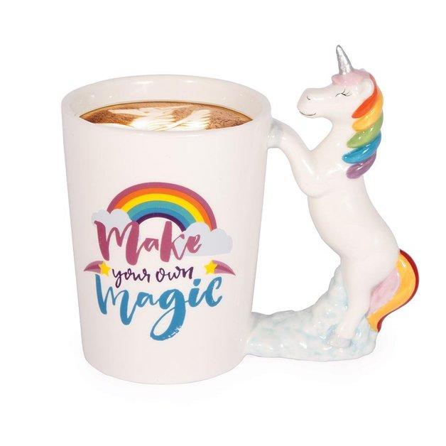 Unicorn Fantasy Slogan Mug